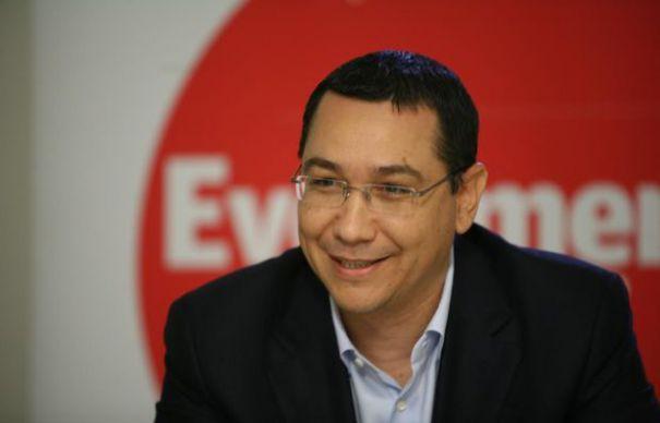 Ponta s-a intalnit cu insarcinatul cu afaceri al Ambasadei SUA, Dean Thompson