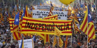 Cat de importanta este independenta Scotiei pentru Catalonia