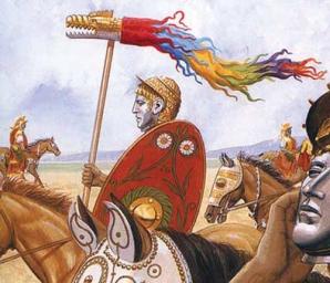 HISTORIA. De ce au devenit dacii stramosii simbolici ai romanilor