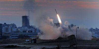 O racheta lansata din Fasia Gaza a cazut in Israel