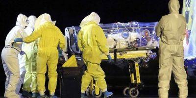 Cinci persoane au fost internate in Spania, suspecte de Ebola