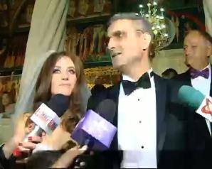 S-a mancat pe saturate la nunta lui Robert Turcescu! Nu vei banui cu ce au fost serviti invitatii