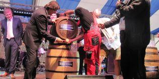 FOTO Prosit! A inceput Octoberfest, festivalul berii bavareze gazduit in premiera de Timisoara