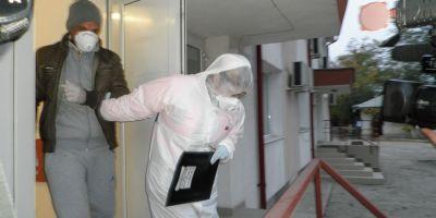 MS: Barbatul din Constanta suspectat de infectare cu Ebola are malarie