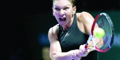 Simona Halep a cucerit China! Romanca a castigat turneul de la Shenzen si primul ei trofeu WTA din 2015