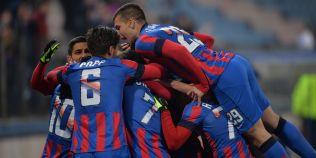 LIVETEXT Steaua - Rapid: 0-1. Tribune pline, peluze aproape goale