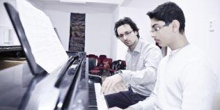 Visul unui tanar pianist roman care si-a uimit profesorii: