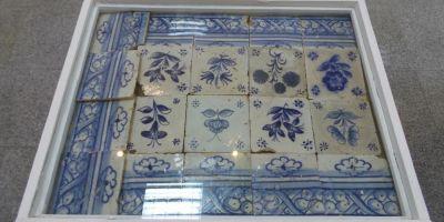 Povestea fascinanta a placilor de azulejos, simbolul Portugaliei, perindate de catre Lucian Blaga de la Lisabona pana la Bistrita