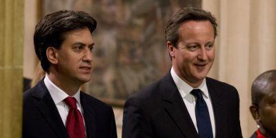 INFOGRAFIE Alegeri cruciale in Marea Britanie. Britanicii decid daca cui ii dau mandatul de premier: David Cameron sau Ed Miliband