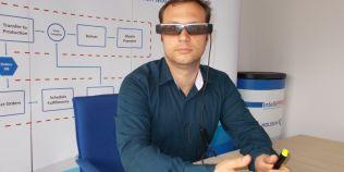 Ochelarii viitorului, inventia de milioane a unor IT-isti din Baia Mare: dispozitivul leaga instant toate colturile lumii