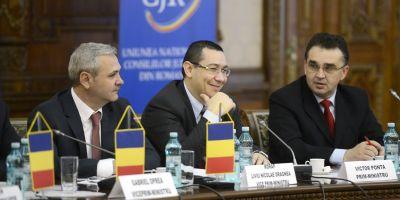Dezertarea lui Ponta devoaleaza cele trei tabere din PSD