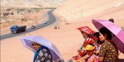 Record de temperatura in Iran: 74 de grade Celsius, inregistrate pe litoralul Golfului Persic