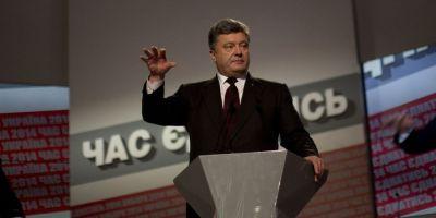Petro Porosenko: Am fost anuntat ca Rusia va interveni militar in Ucraina
