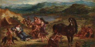 Dacia, in viziunea apocaliptica a poetului Ovidius:
