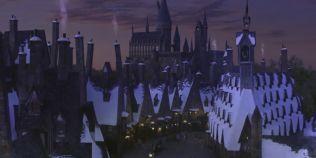 Cum va arata parcul de distractii Harry Potter, care se va deschide in primavara lui 2016