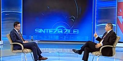 Ponta intervine pentru Antena 3 si loveste in Iohannis: