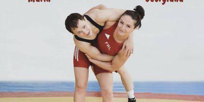 Georgiana Filip, multipla campioana la lupte: