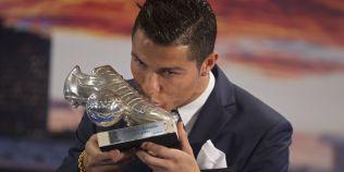 Cristiano Ronaldo are o noua iubita. E femeia care i-a furat barbatul Sarapovei si fosta sotie a unui coleg a lui Mutu