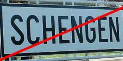Studiu: Colapsul Schengen ar genera costuri de 110 miliarde de euro in statele din Uniunea Europeana