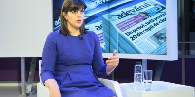 Ministrul Justitiei a transmis presedintelui Romaniei scrisoarea de reinvestire a Codrutei Kovesi