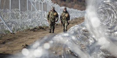 Criza refugiatilor. Statele baltice intaresc controalele la frontiere si construiesc garduri