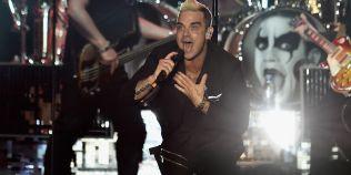 Robbie Williams inregistreaza cu Take That un nou album