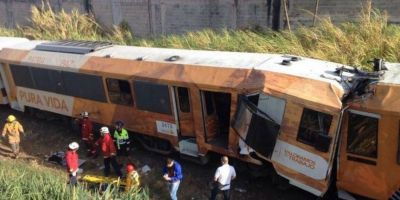 Grav accident feroviar in Costa Rica: 245 de persoane au fost ranite dupa ce doua trenuri s-au ciocnit frontal