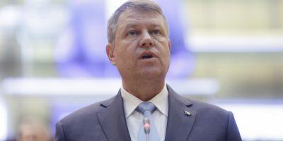 UPDATE Receptie oferita de Iohannis cu prilejul Zilei Europei.