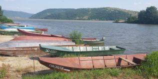 Pont de weekend: Locul in care Dunarea paraseste Serbia si intra in Romania. 10 euro cazarea pe noapte