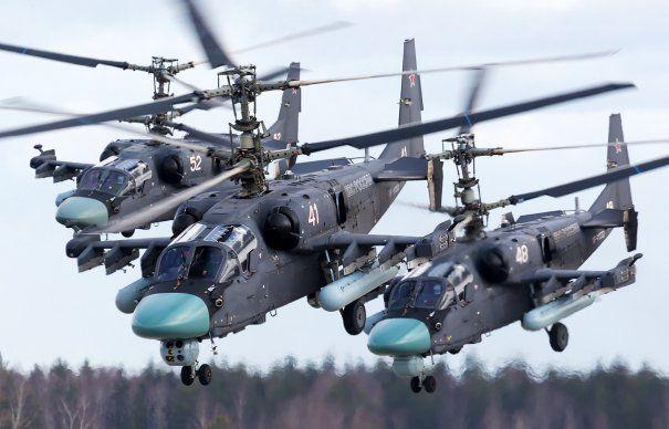 EXCLUSIV Schimbare de MACAZ pe frontul sirian: Putin inlocuieste avioanele cu super-elicoptere ALIGATOR