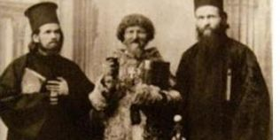 Mos Gheorghe Lazar, sihastrul din turn. Viata batranului care a trait 26 de ani in clopotnita din centrul orasului Piatra Neamt