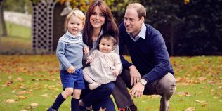 FOTO Printul George a implinit 3 ani: familia regala a publicat imagini inedite cu micutul