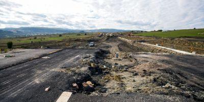 Consilier al premierului: Refacerea lotului 3 al Autostrazii Sibiu-Orastie va dura pana in 2018