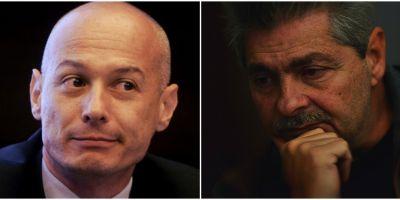 Modul mafiot in care Vintu tragea sforile in Guvernul Tariceanu