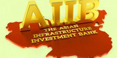 Romania vrea sa devina membra a Bancii Asiatice pentru Investitii in Infrastructura, supranumita Banca Mondiala a Chinei