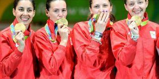 Romania, generoasa cu medaliatii ei: ce primesc cei care au prins podiumul la Rio si cum stam comparativ cu restul lumii