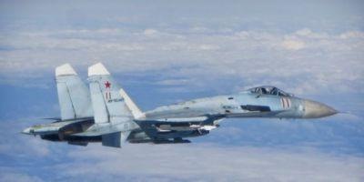 Un avion de lupta rusesc a interceptat o aeronava americana de spionaj deasupra Marii Negre