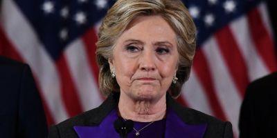 Hillary Clinton spune ca si-a dorit sa se ghemuiasca cu o carte buna in mana si sa nu mai iasa din casa dupa alegeri