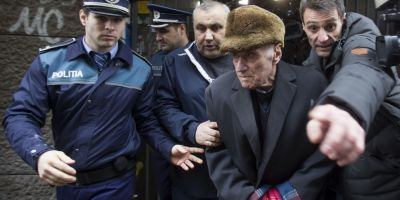 Tortionarul Alexandru Visinescu vrea anularea condamnarii la 20 de ani de inchisoare si sustine ca faptele sale s-au prescris de aproape 40 de ani