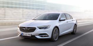 Noul Opel Insignia Grand Sport