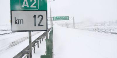 Cum se circula in Romania: vehiculele grele au interdictie trei zile, conditii de iarna si intarzieri ale trenurilor