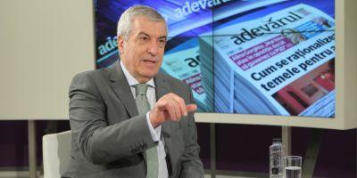 Tariceanu: Obiectivele anchetei SRI sunt extrem de vagi. Hellvig sa ancheteze cum a ajuns Romania