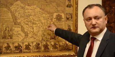 VIDEO Igor Dodon creeaza o comisie de expertiza istorica si insista pe necesitatea studierii istoriei Moldovei in scoli