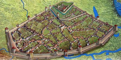 Cum a cucerit Stefan cel Mare cetatea Chilia,