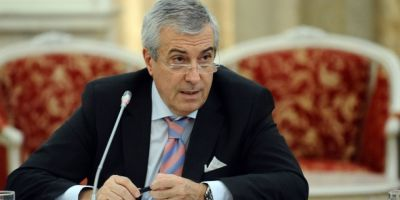 Tariceanu, catre Iohannis, la inceputul discursului: Romania se afla intr-o criza politica. Sper sa dati dovada de intelepciune si responsabilitate