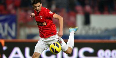 Dinamo l-a vandut in Belgia pe Dorin Rotariu! Atacantul merge la FC Bruges, echipa de pe primul loc