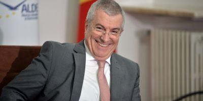Tariceanu urmeaza sa fie audiat de instanta suprema in procesul in care este acuzat de marturie mincinoasa