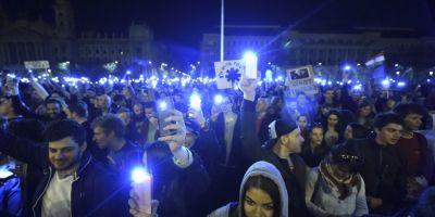 Noi proteste la Budapesta fata de legea care ameninta functionarea universitatii infiintate de Soros