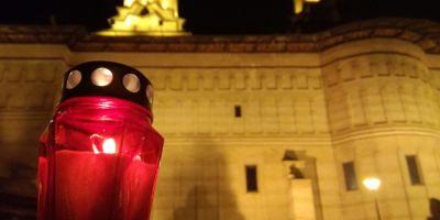 FOTO Sarbatoarea Luminii in orasul cu cele mai multe biserici: