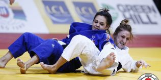Succes romanesc la Varsovia! Monica Ungureanu, medalie de bronz la categoria 48 kg, la Europenele de judo